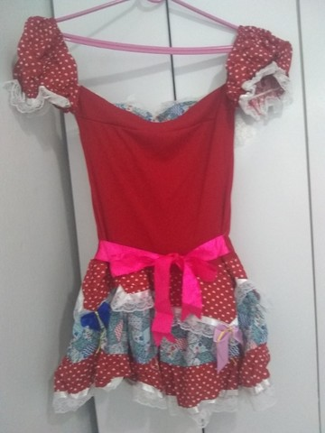 Vestido de festa junina - Foto 3