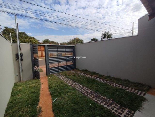CAMPO GRANDE - Casa Padrão - Jardim Batistão - Foto 14