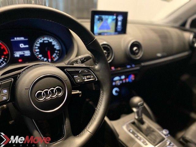 Audi A3 Sedã Prestige Plus 1.4 TFSI Turbo - 2019 (17.000 Km) - Foto 8
