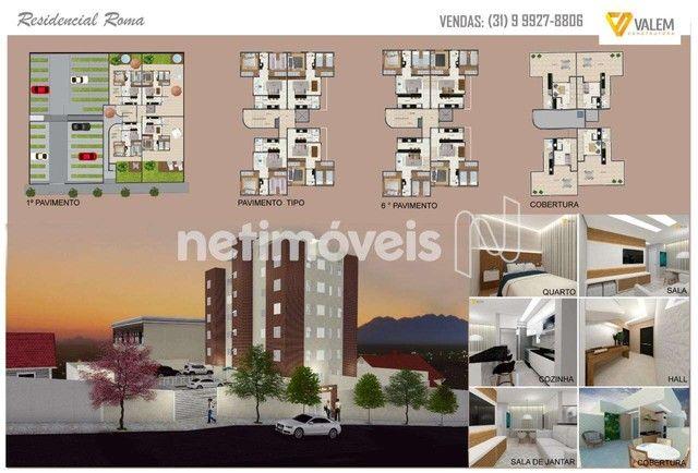 Apartamento à venda com 2 dormitórios em Santa mônica, Belo horizonte cod:784436 - Foto 5