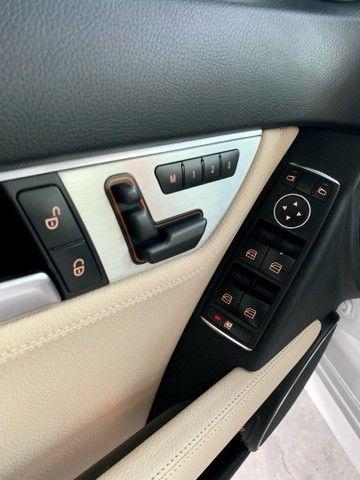 Mercedes C-250 CGI Avantgarde - KM 60.000 revisões na CC - Nova!!! - Foto 7