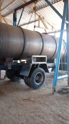 Tanque novos para banheiro químico e limpa fossa bomba de vacuo - Foto 4