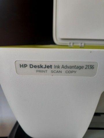 Impressora Multifuncional super em estado de nova - Foto 2
