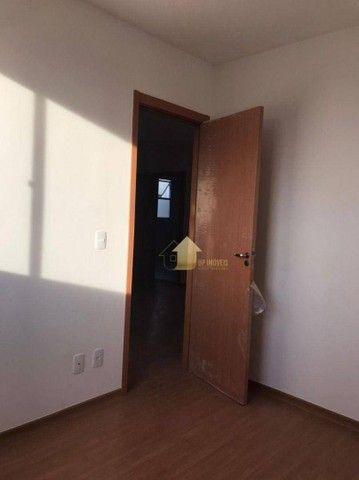 Apartamento com 2 dormitórios para alugar, 49 m² por R$ 1.100,00/mês - Jardim das Palmeira - Foto 3