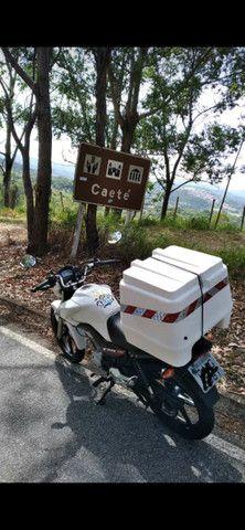 Baú motoboy