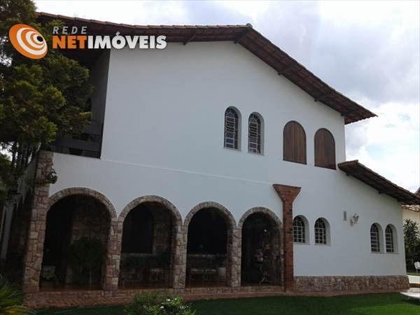 Casa à venda com 4 dormitórios em Bandeirantes (pampulha), Belo horizonte cod:506647 - Foto 4