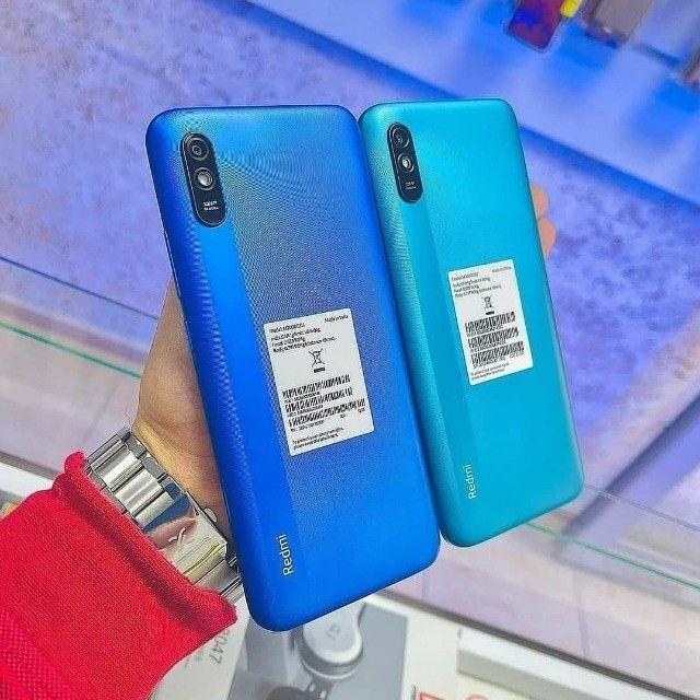 Xiaomi Redmi 9I 10X S/Juros 128GB/4Ram/1Ano de Garantia/MediaTek Helio G25/13MP - Foto 2