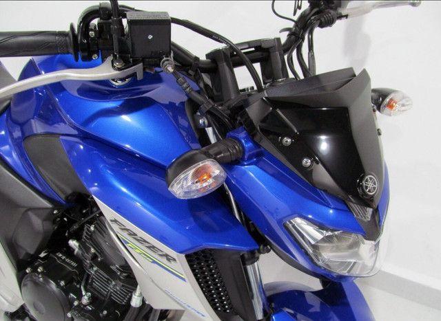 MOTO Yamaha fazer (entrada + boletos)  - Foto 3