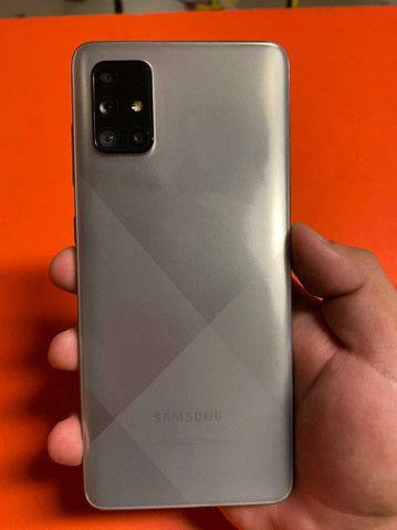 Samsung a 71  troco por a 31 - Foto 2