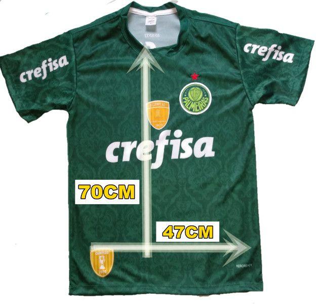 Camisa Palmeiras P /M - Foto 3
