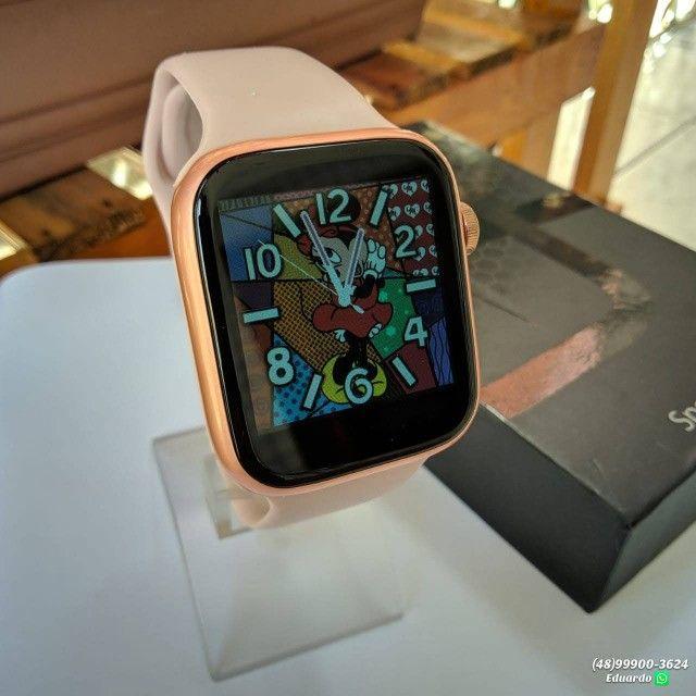 Relógio Smartwach X7 Sport Faz Recebe Ligações Ios Android   - Foto 2