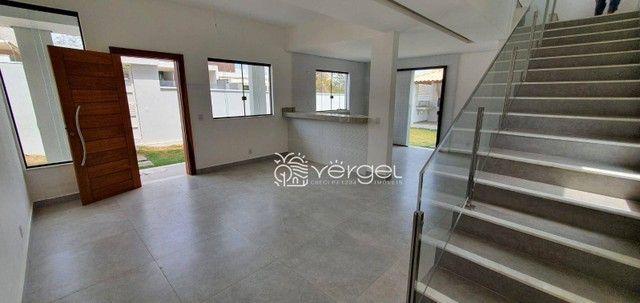 Casa com 3 dormitórios à venda, 146 m² por R$ 750.000,00 - Condomínio Trilhas Do Sol - Lag - Foto 3
