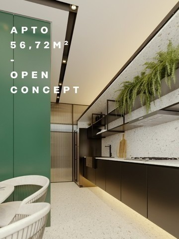 RB 084 More no Incrível Edf. En Avance | Apartamento com 02 Quartos | 56m² - Foto 8