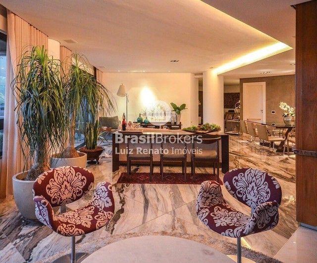 Apartamento 280 m², 4 quartos sendo 4 suítes, 4 vagas - Foto 6