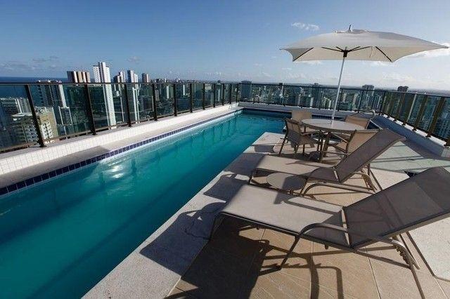 RB 075 Porteira Fechada -2 quartos 1 suite 55m² -Totalmente Mobiliado -Conselheiro Aguia - Foto 10