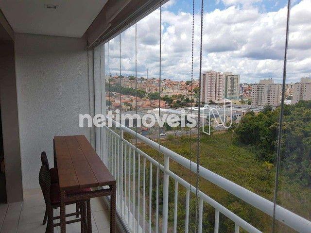 Apartamento à venda com 3 dormitórios em Castelo, Belo horizonte cod:792703 - Foto 3