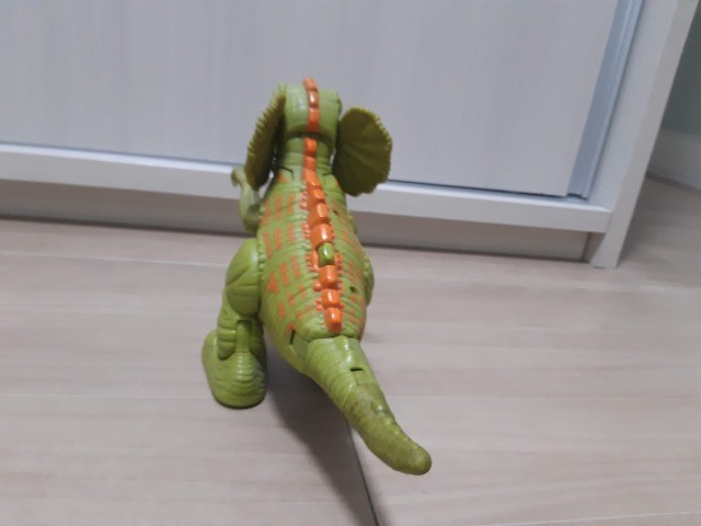 Dinossauro fisher - Foto 2