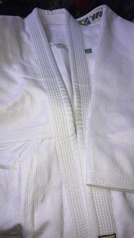 Kimonos para Judô trançado master  - Foto 3