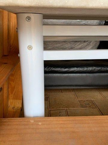 Base de mesa - pés de aço carbono  - Foto 3