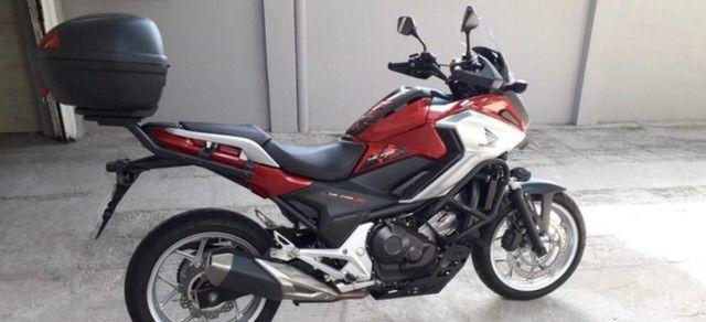 Honda NC 750x Abs *parcelo - Foto 5