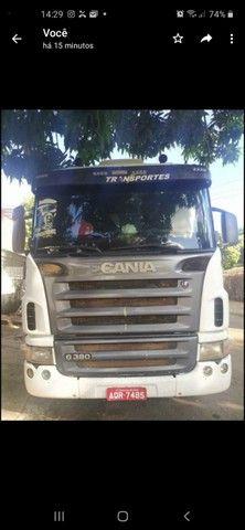 Scania 124 G380  - Foto 2