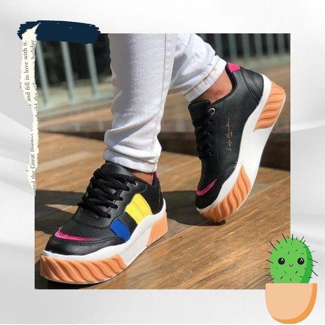 Sapatos Luiza Barcelos *ENTREGA GRÁTIS* - Foto 2
