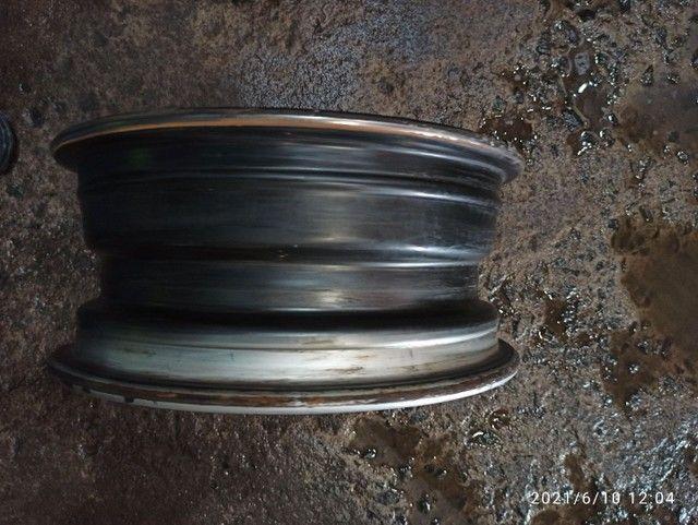 Jante de ferro aro 14 - Foto 2