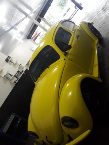 Fusca 1.300 Amarelo   - Foto 2