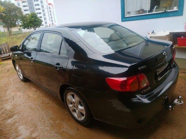 Vendo ou troco Corolla GLI 1.8 2011 - Foto 4