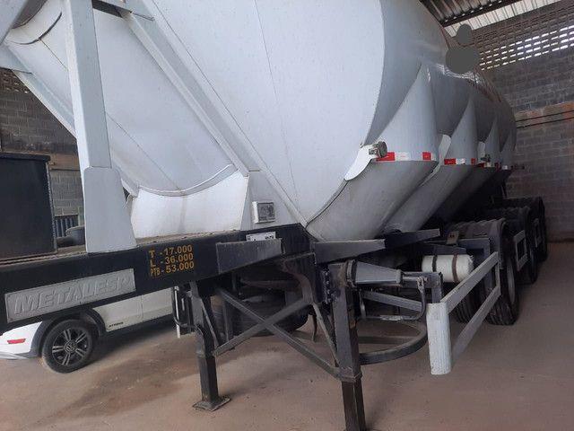 Carreta silo vanderleia metallesp