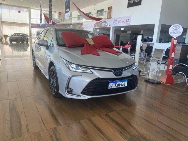 Corolla Altis Premium Híbrido 2021 - Foto 3