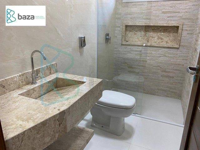 Casa com 3 dormitórios à venda, 170 m² por R$ 900.000,00 - Residencial Paris - Sinop/MT - Foto 11