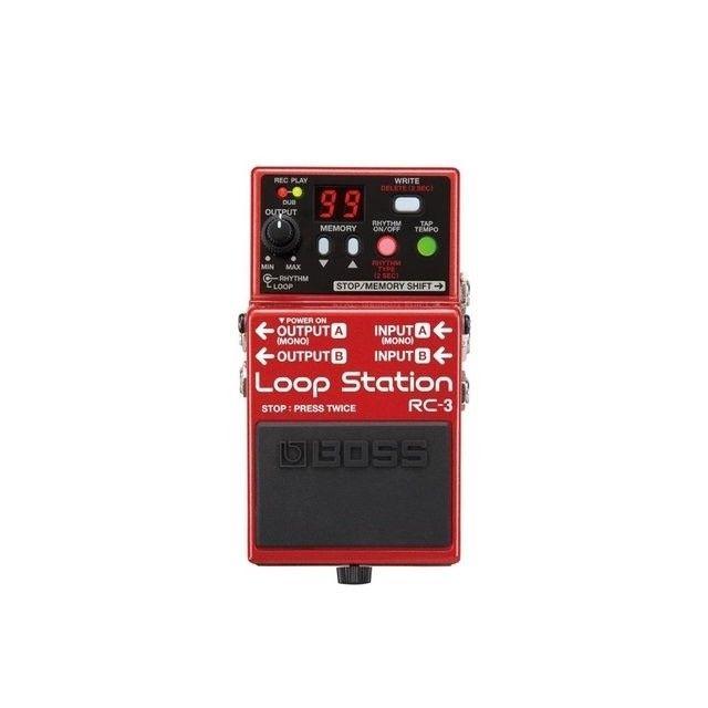 pedal loop rc-3 boss