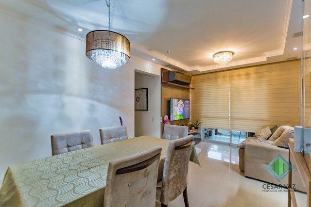 Apartamento para venda tem 85 metros quadrados com 3 quartos - Foto 4