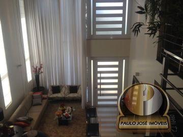 Casa sobrado em condomínio com 4 quartos - Bairro Jardins Mônaco em Aparecida de Goiânia