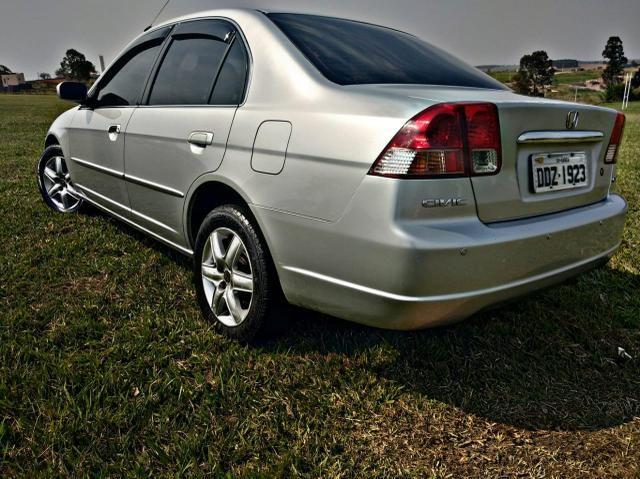 Honda Civic 2001 1.7 Automático