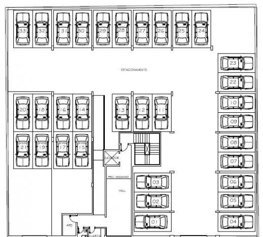 Apartamento à venda com 3 dormitórios em Jardim américa, Belo horizonte cod:1140 - Foto 4