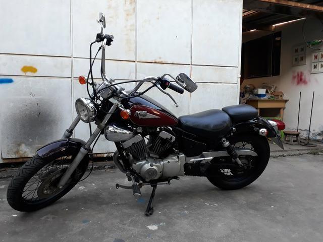 Vendo moto Virago 250 2001