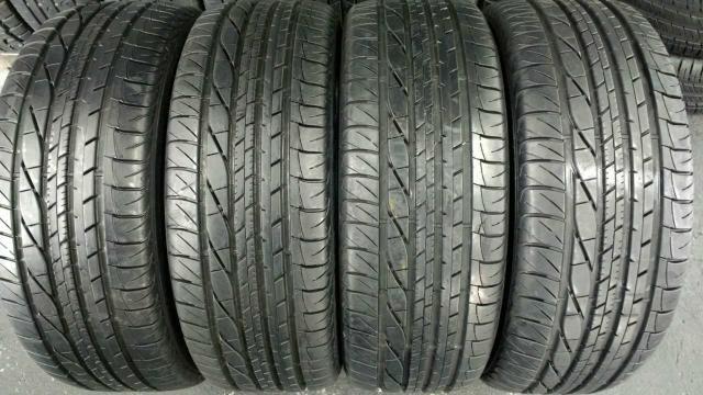 4 pneus 195-55-15 Goodyear