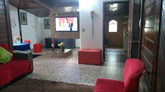 Samuel Pereira oferece: Casa Mansões Colorado Escriturada Churrasqueira 3 Quartos sendo 1 - Foto 7