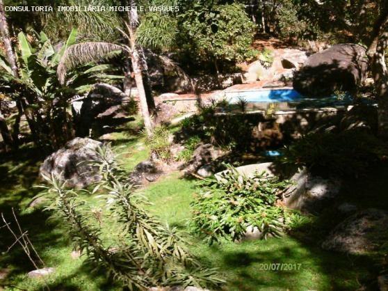Sítio para venda em teresópolis, parque do imbui, 4 dormitórios, 3 banheiros, 2 vagas - Foto 5