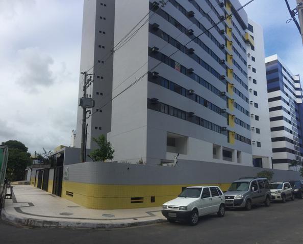 Apartamento Quarto e Sala na Ponta Verde NOVO em 24 PARCELAS
