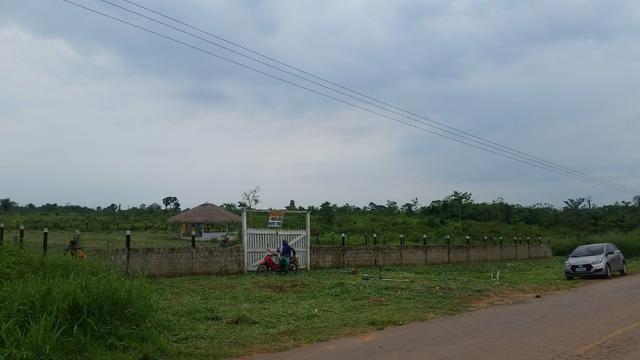 Terreno na Estrada Transacreana