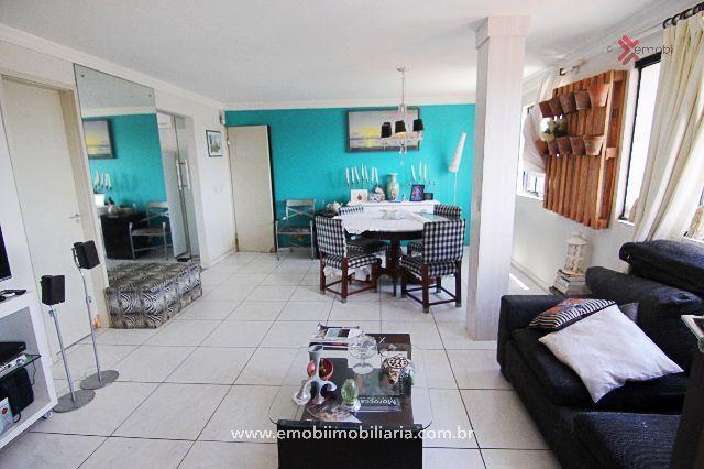 Residencial Portinari - Amintas Barros 97 metros quadrados e 3 quartos em Lagoa Nova - Na