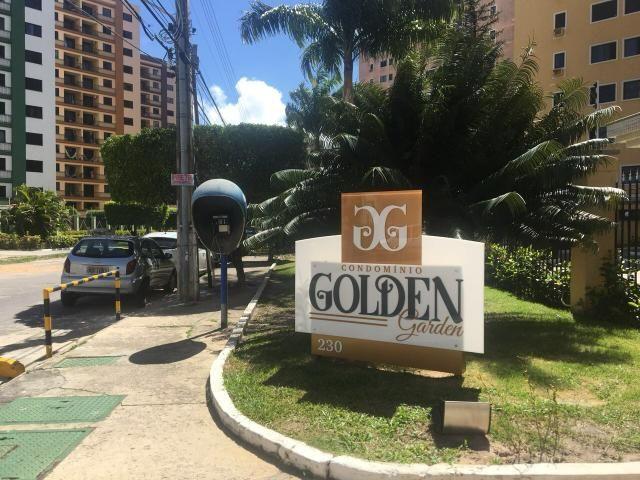 Apartamento, no cond. Golden Garden, 3/4, Jardins
