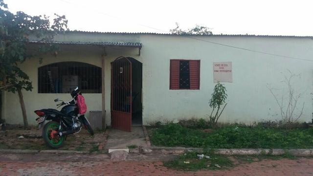 Casa de alvenaria no defesa Civil