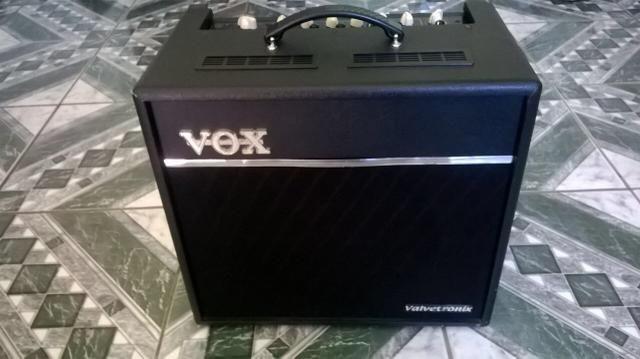 Amplificador para guitarra vox vt80
