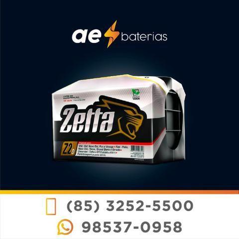 Bateria Zetta De 150Ah Na Promoção
