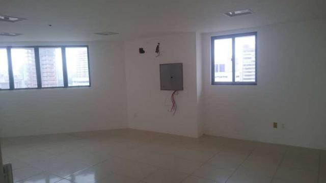 Sala Comercial para aluguel e venda. No edificio top center Com 206 m2 em Meireles - Forta - Foto 4
