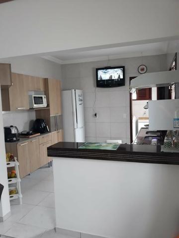 Casa 03 dorm, sendo 02 suite, 02 salas, garagem 04 autos, terreno de 250 mts. (financia) - Foto 11